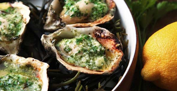 Easy Keto Oysters