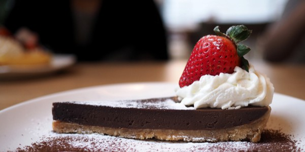 Harlan Kilstein's Completely Keto Mexican Vegan Chocolate Pie