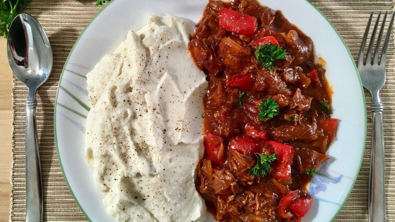 Pörkölt | Hungarian Pork Stew