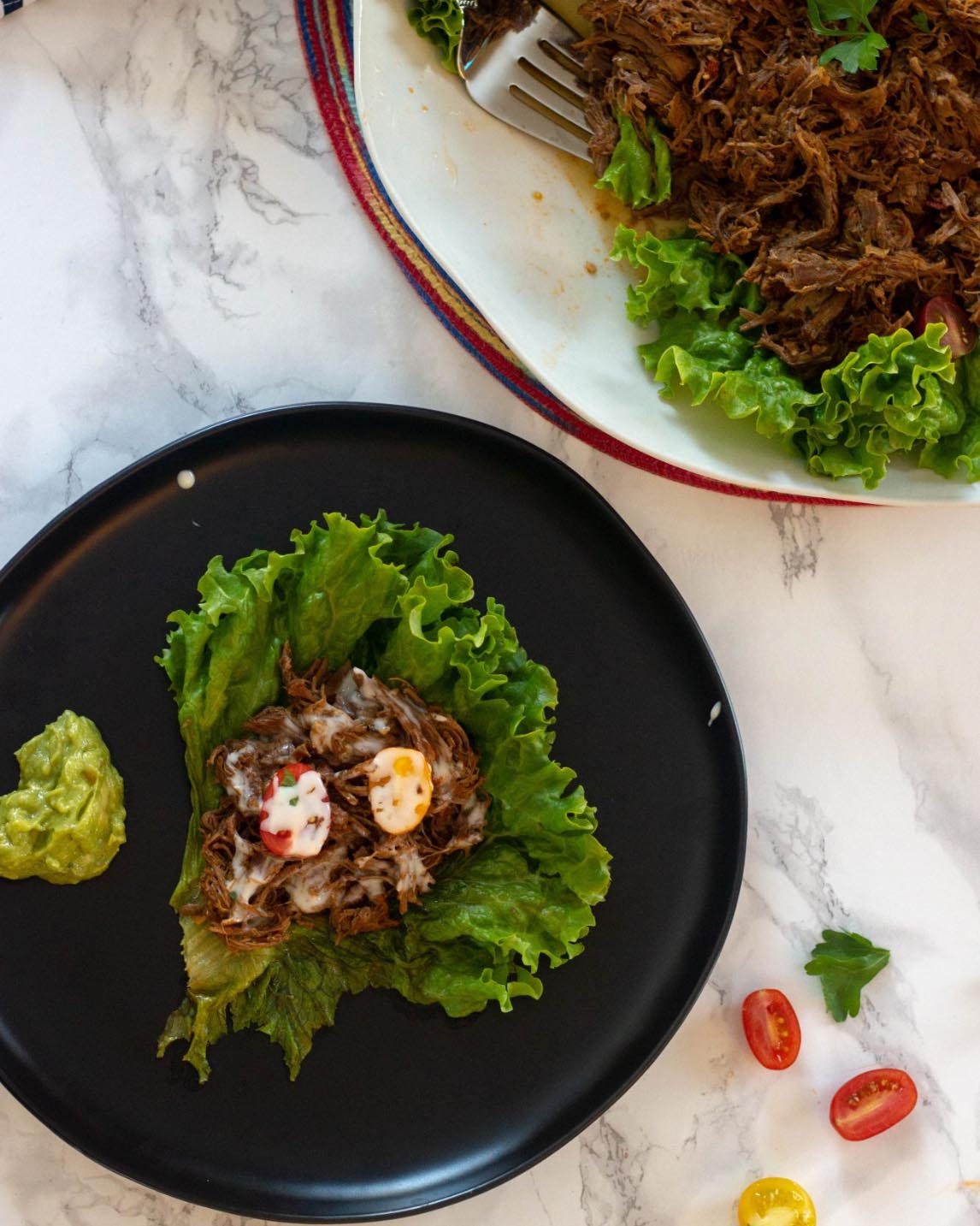 Keto Mexican Shredded Beef