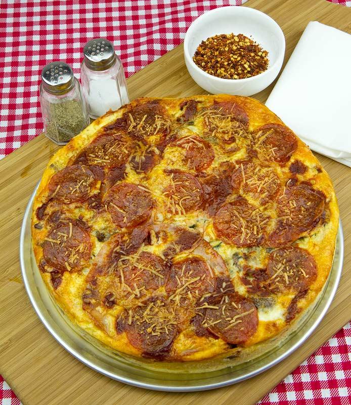 Pepperoni Pizzattata