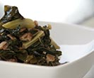 Simple Southern Style Braised Greens