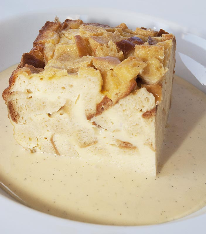 Seriously Bread Pudding