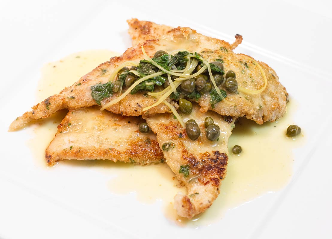 My Mom's Chicken Piccata Recipe