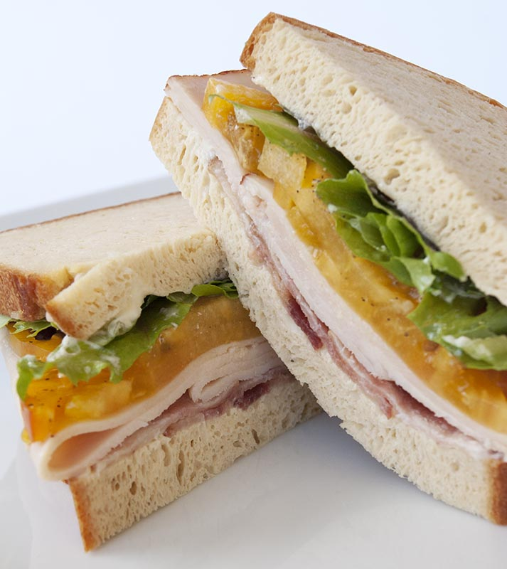 Cold Turkey Sandwich