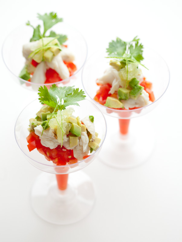Crab Cocktail Thingies