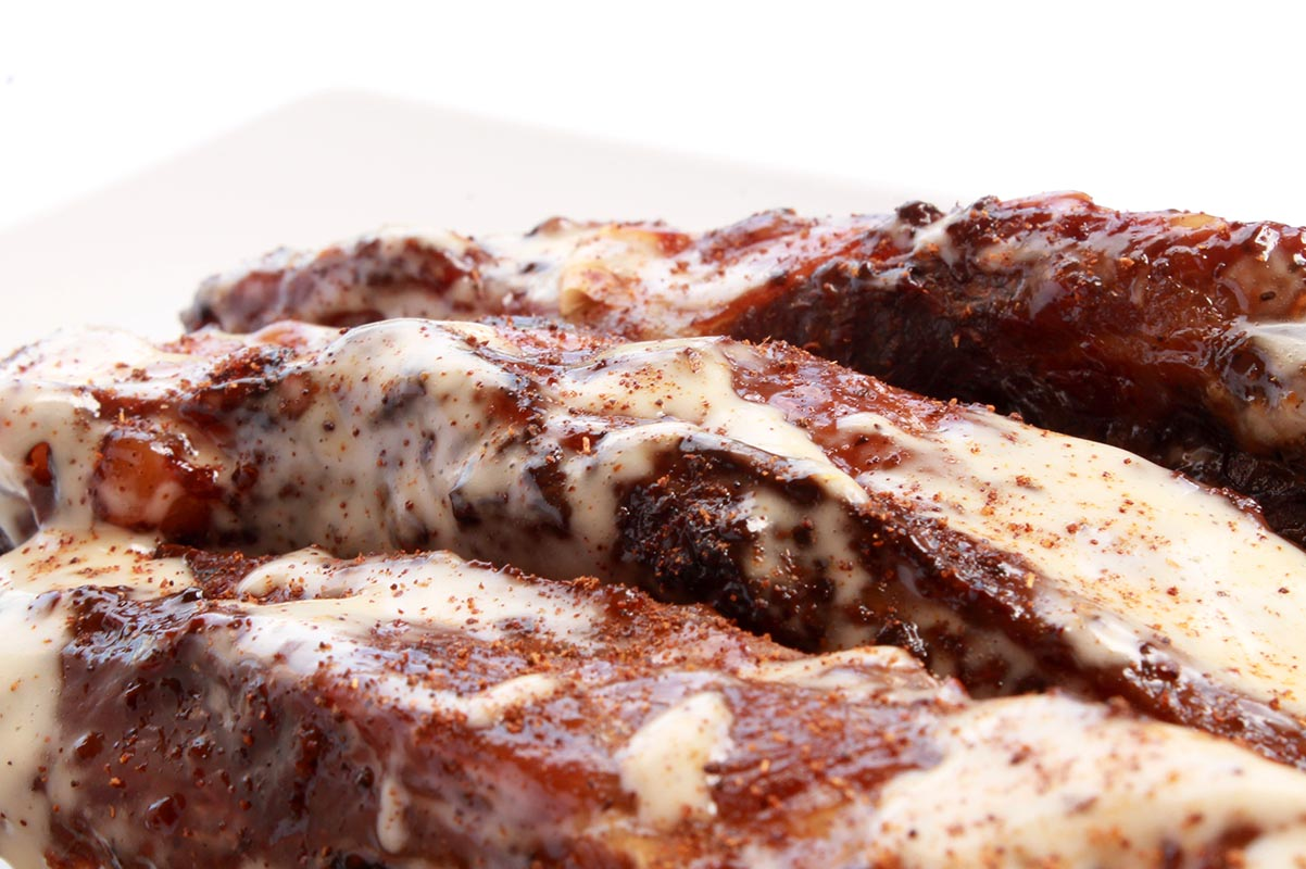 Fennel-Horseradish Pork Spare Ribs Recipe