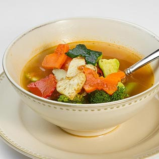 Kids' Veggie Soup