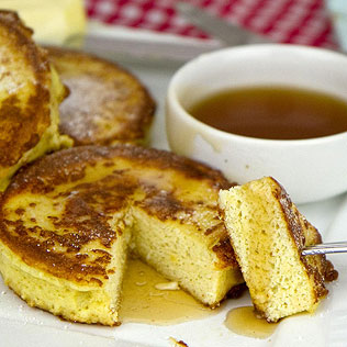 OMM French Toast