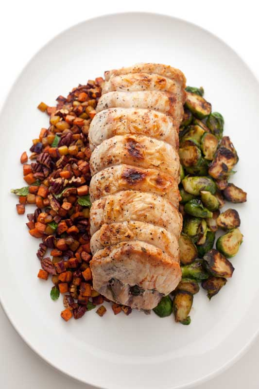 Rolled-Stuffed-Pork Loin | Delectable Pork Loin Recipes For All Occasion