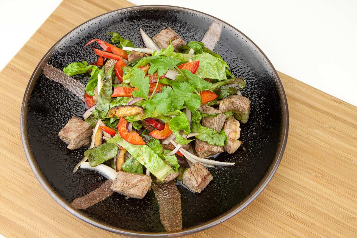 Thai-Inspired Beef Salad